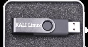 Install Kali Linux USB live boot kali linux