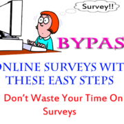 bypass online surveys survey remover