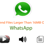 send files larger than 16mb on whatsapp