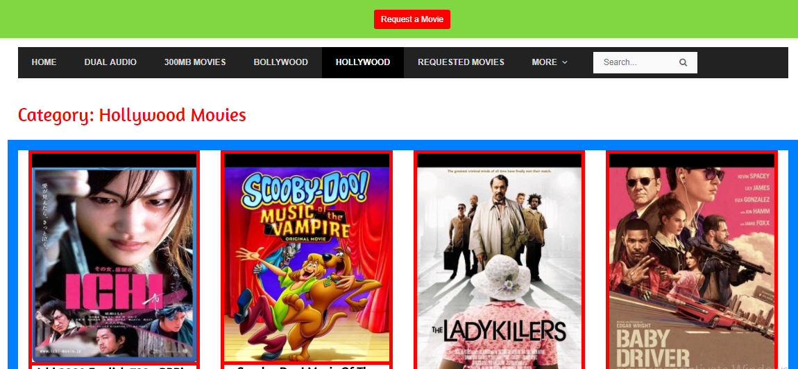 how to download from gomovies using idm