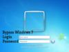 Bypass Windows 7 Login Password