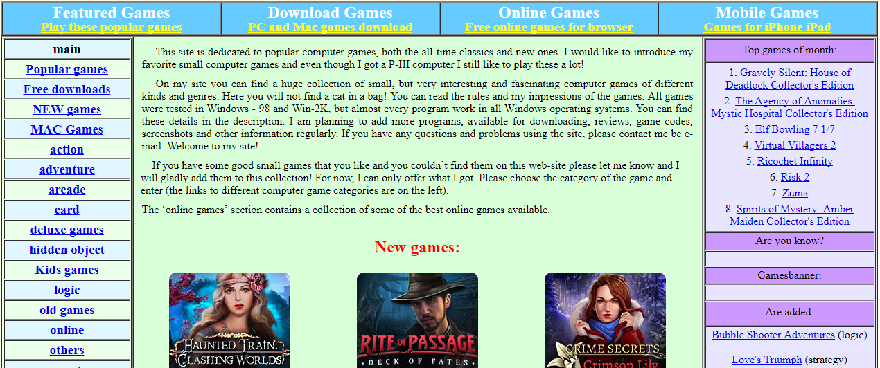 take game download site