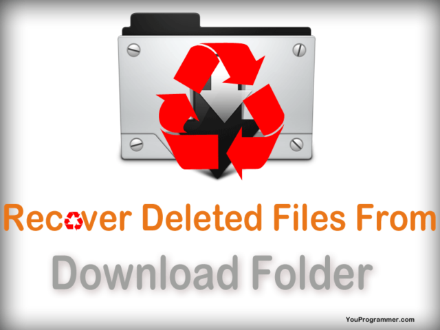 How To Recover Downloads From Firefox