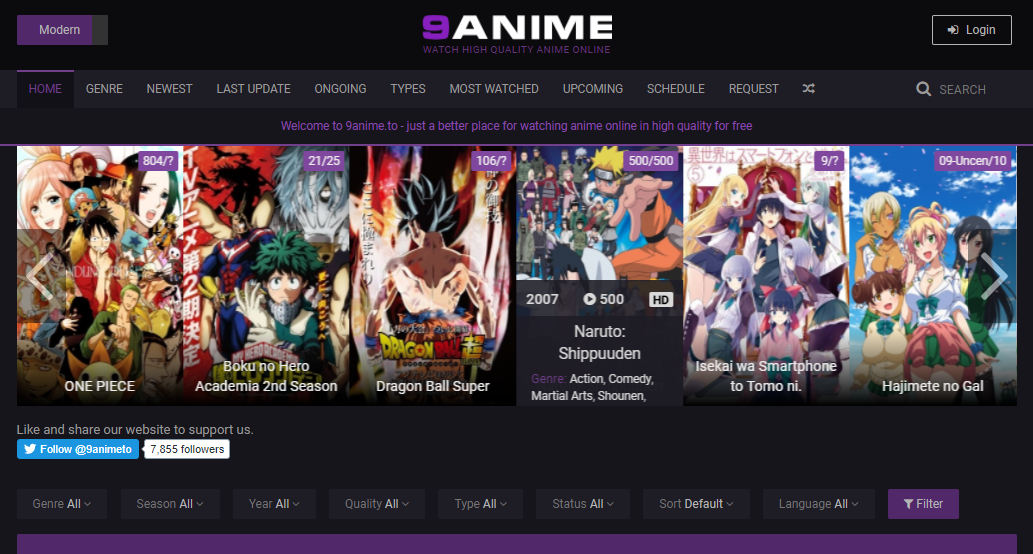 This Is Another Amazing One Of The Best Free Anime Download Website Here Youll Get All Episodes And Information About Incoming