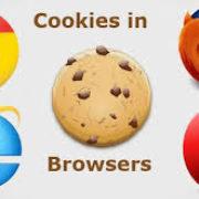 cookies in chrome, opera, safari, firefox