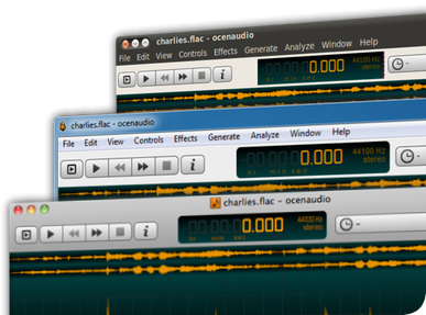 cross platform audio editing software