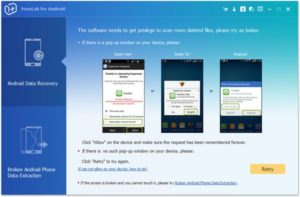 deleted android contacts recovery