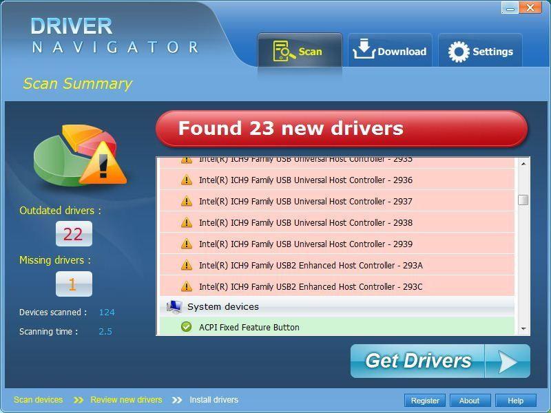Driver Navigater best driver updater