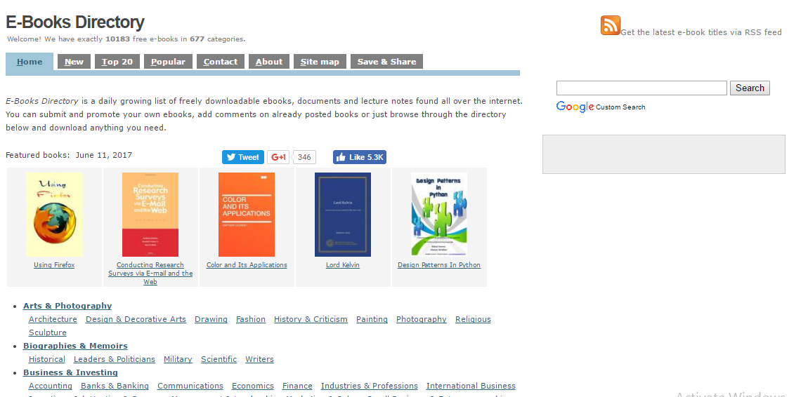 e-books directory ebook torrent website