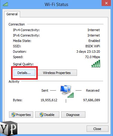 find verizon router login url address