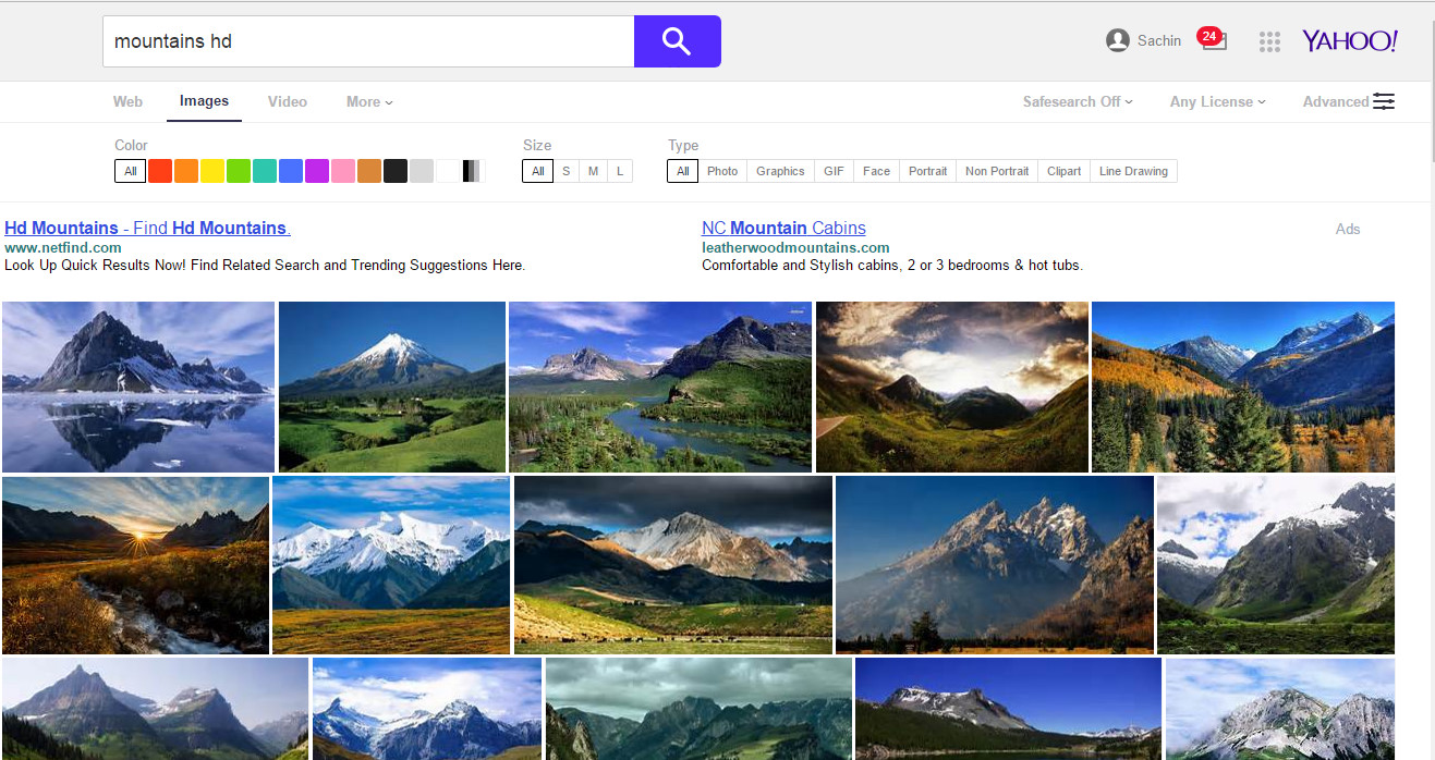 google image search alternatives
