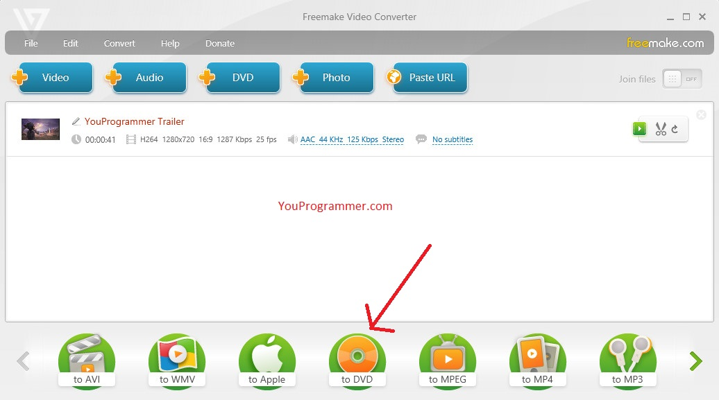 how to convert mkv to dvd