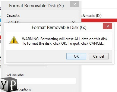 how to format usb to fat32