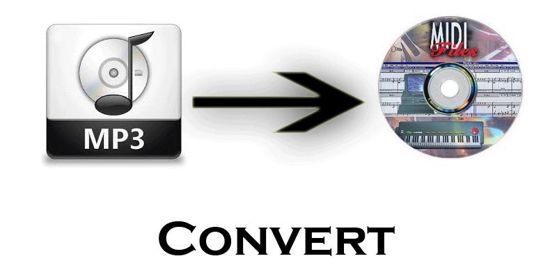 mp3 to midi online converters