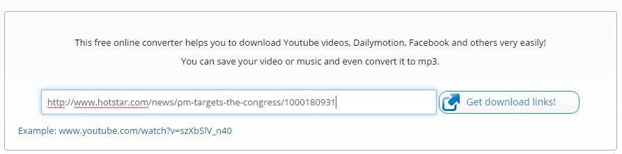 online hotstar video download