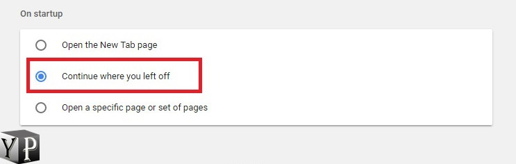 open recently closed tab in chrome