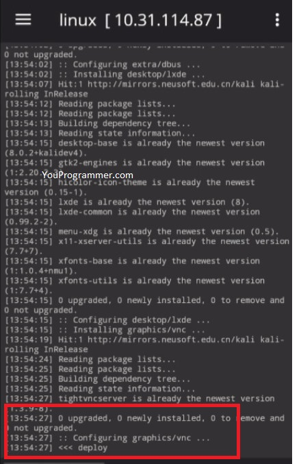 Linux Deploy Andorid