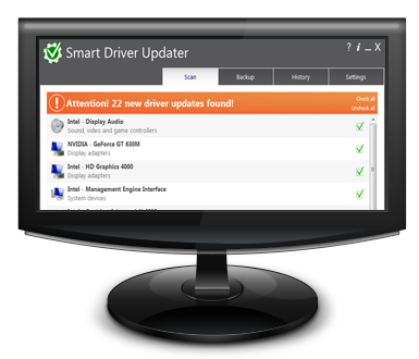 Smart Driver updater tool