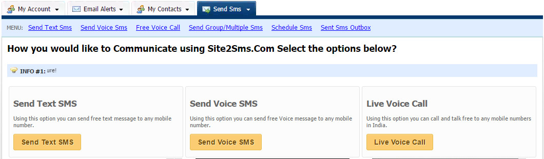 Top 5 Websites To Send Free SMS Online