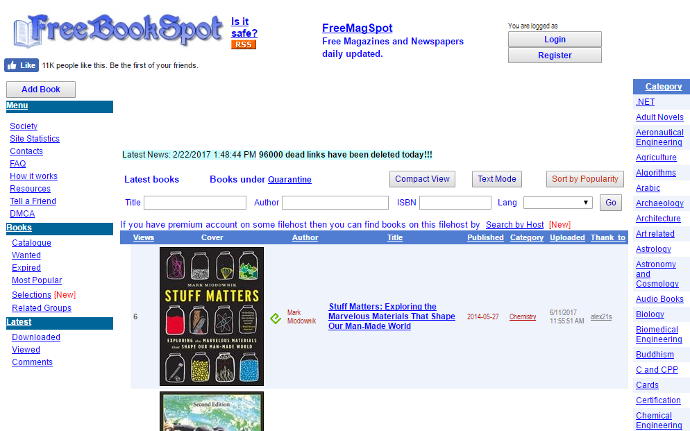 freebookspot best ebook torrent website