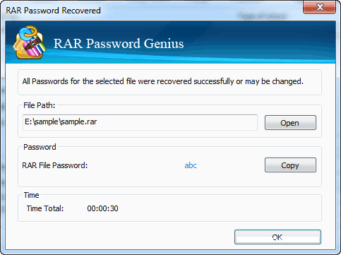 brute force password protected rar archive