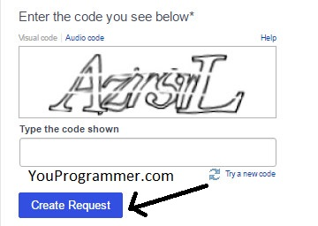 captcha request on deleted mails yahoo