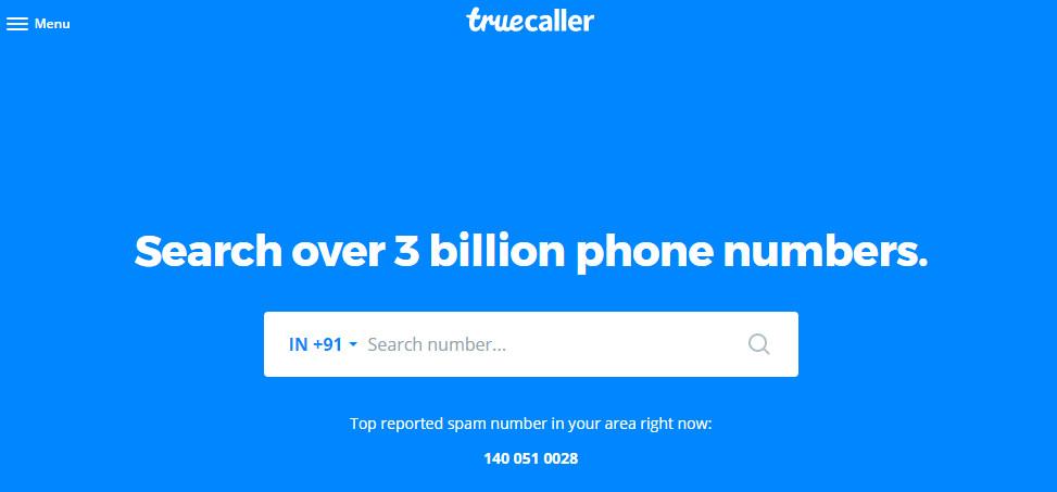 track international phone number