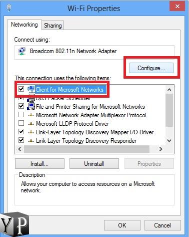 troubleshoot default gateway internet access