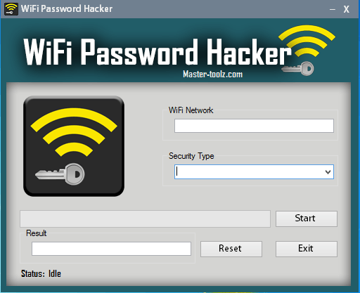 windows software to crack wifi password