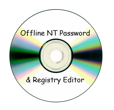 NT Password & Registry Editor Method
