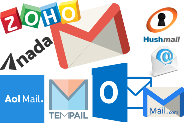 Best Free Email Service Providers List - YouProgrammer