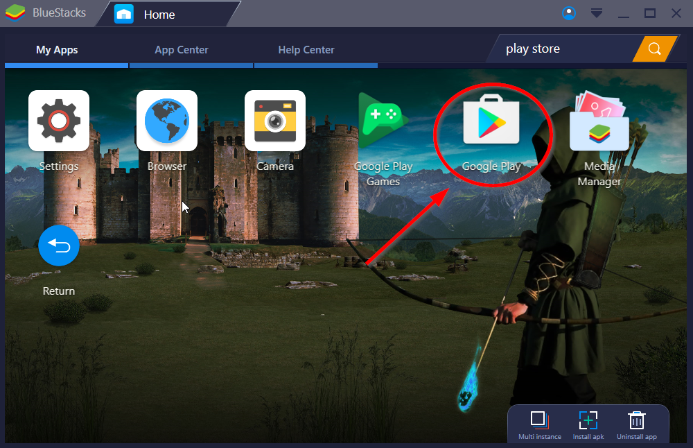 Bluestacks 3 system apps