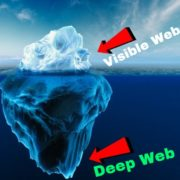 visible web vs deep web