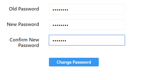 change password instagram