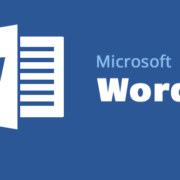 microsoft word words count