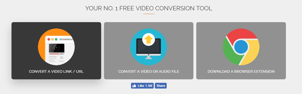 convert youtube link to wav