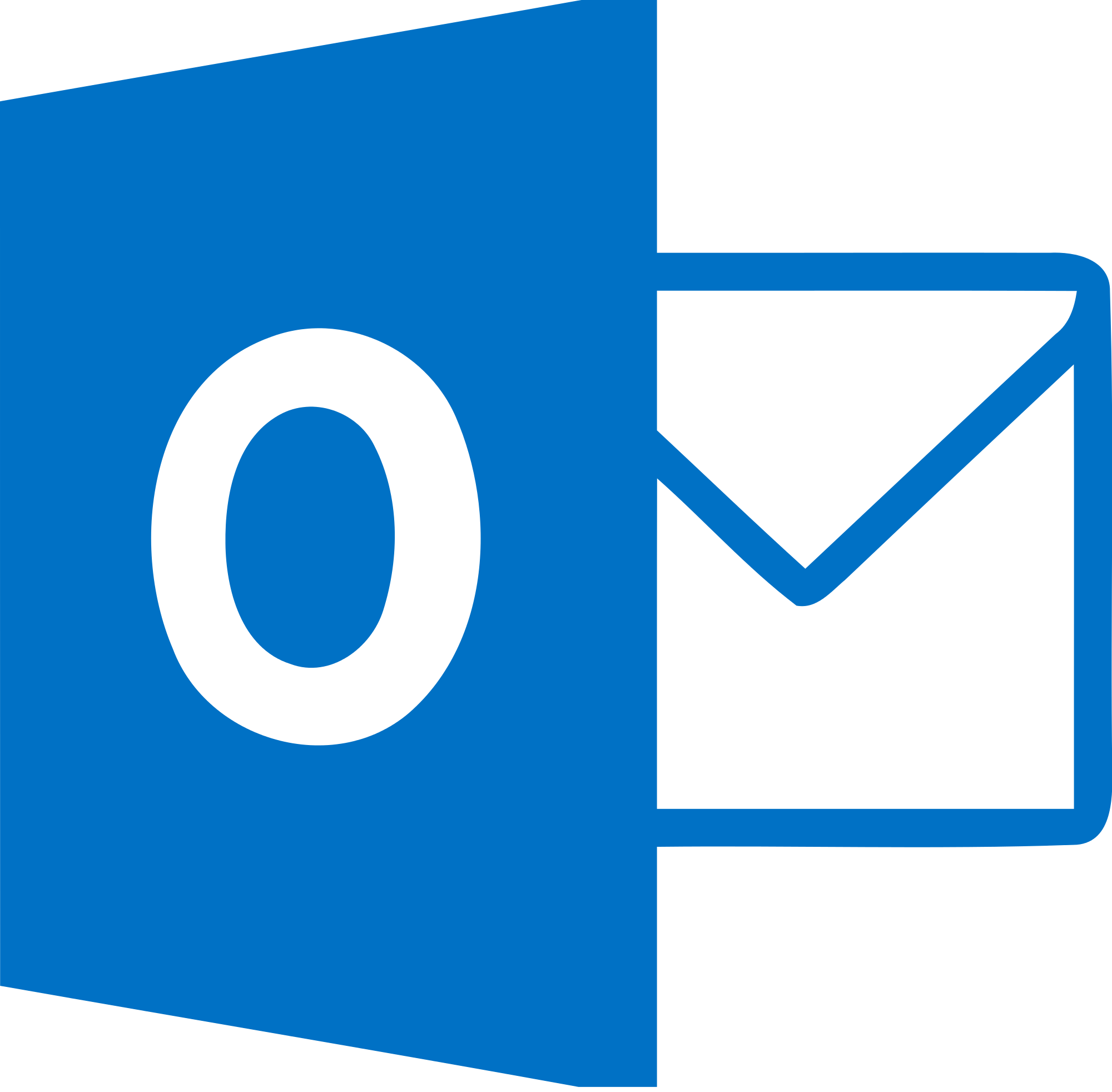 outlook mail service provider