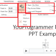 ppt audio example