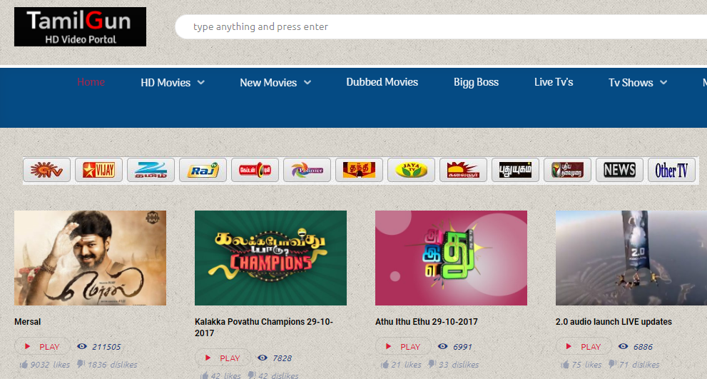 tamilgun movie download site