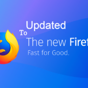update firefox to the new version