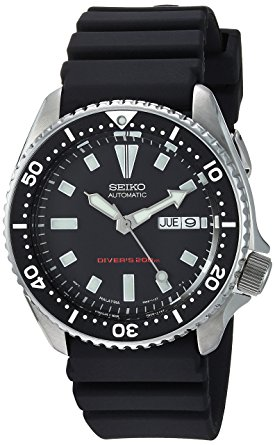 Seiko Men's Black - SKX173