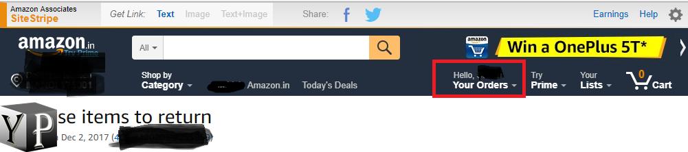cancel amazon order
