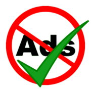 disable adblocker on chrome
