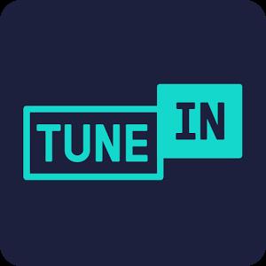tunein radio app android