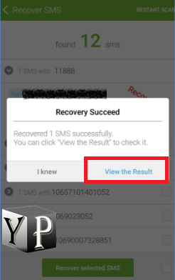 deleted text messages recovering without computer