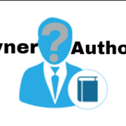 owner and author of a website