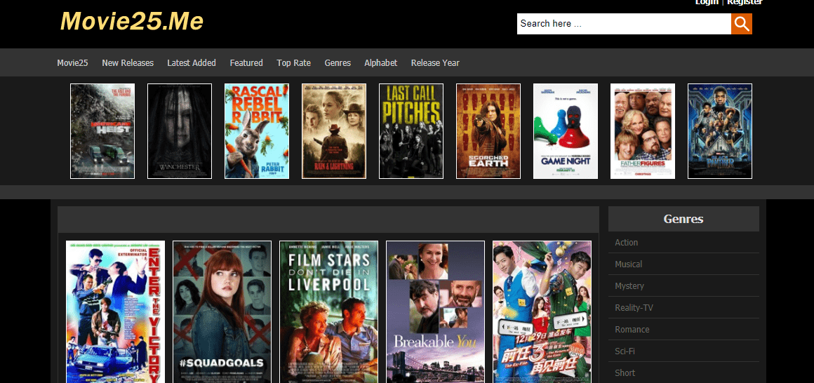 movies25 site for movies