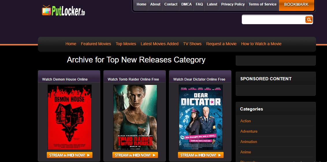 Top 10 Sites Like Primewire (Alternative to primewire.ag