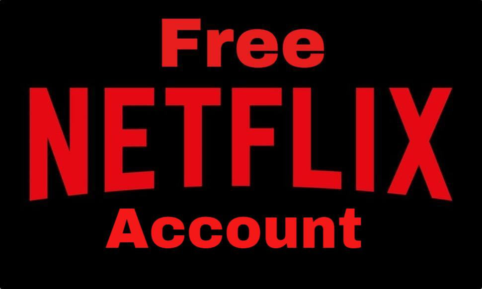 Free Netflix Account (Username and Password) Working 2019