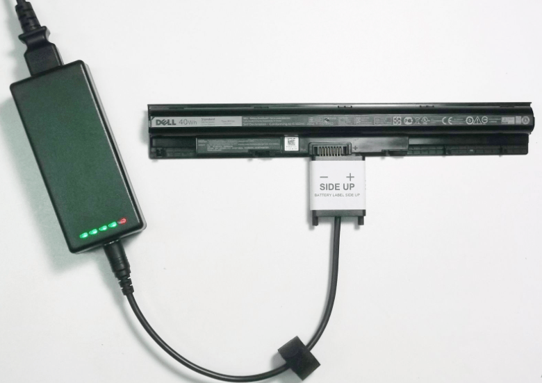 External Laptop battery charger for laptop